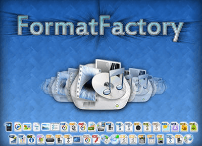 Format Factory Conversion Software - review + free download Converter