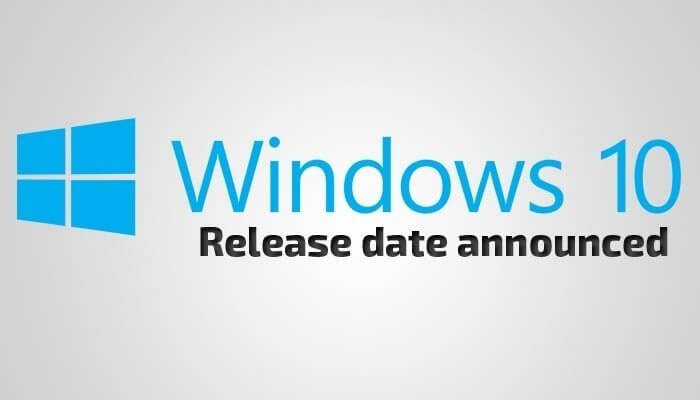 What Is the Windows 10 Release Date? 1