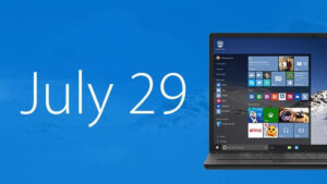 When is Windows 10 coming out for free?