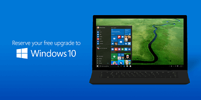 How to reserve Windows 10 without installing