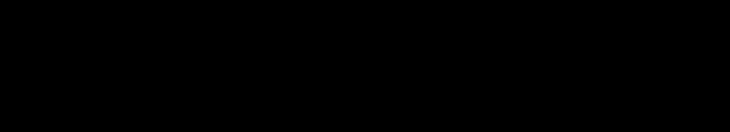 Garamond font illustration