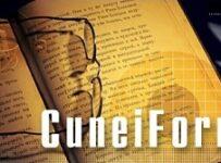 OCR CuneiForm