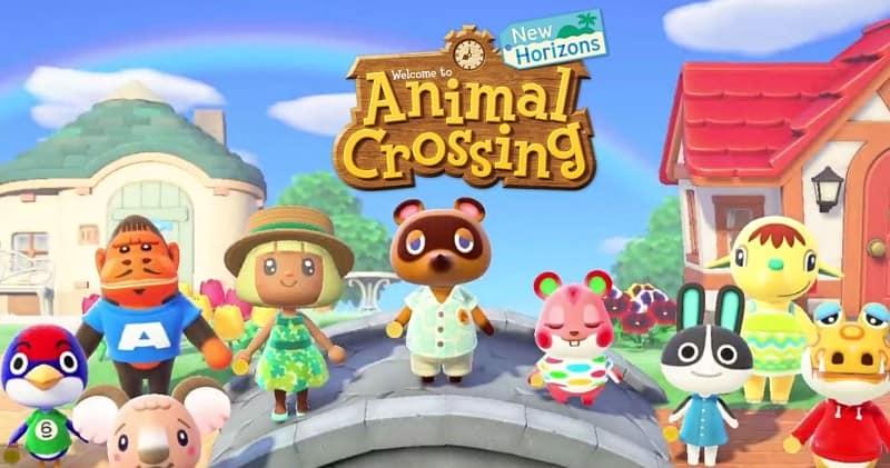 animal crossing game