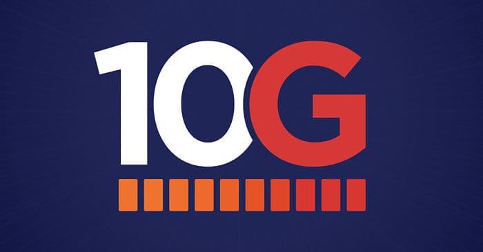10 gigabit 5G
