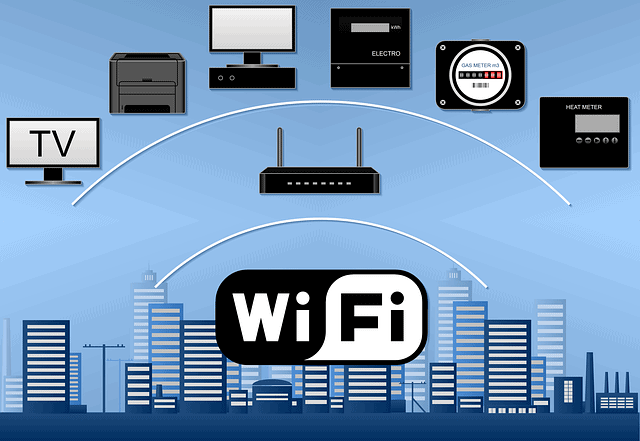 WiFi booster for home
